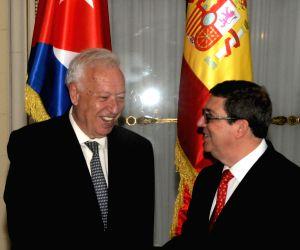 CUBA HAVANA SPANISH FM VISIT
