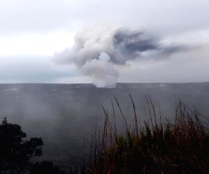 Hawaii volcano lava reaches geothermal plant area