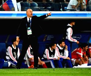 Russia aim to top Group A, says head coach