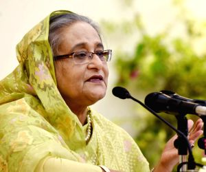Healthy people required to build healthy B'desh: Hasina