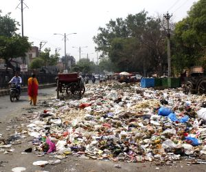 Haryana sanitation workers end 16-day strike