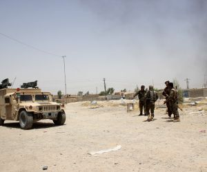AFGHANISTAN HELMAND TALIBAN ATTACK