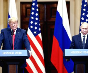 Meeting Putin was better than NATO summit: Trump