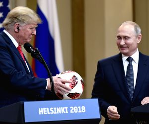 Putin upbeat about Russia-US ties after summit with Trump