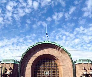 FINLAND HELSINKI FORMER PRESIDENT KOIVISTO MOURNING