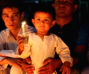 AFGHANISTAN HERAT BOMB ATTACK VIGIL