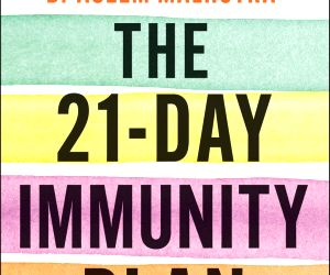 Here's a 21-day immunity plan you can follow for ever