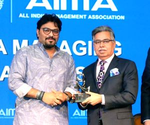 AIMA Awards - Hero MotoCorp gets Indian MNC of the Year Award