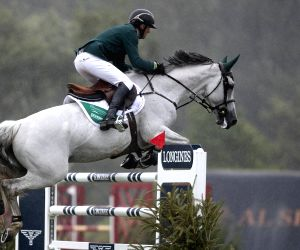 BRITAIN HICKSTEAD FEI NATIONS CUP