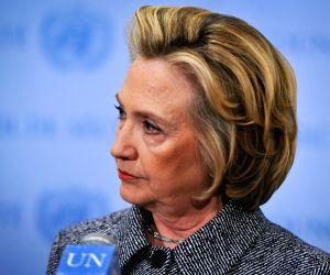 Hillary Clinton. (File Photo: Xinhua/IANS)