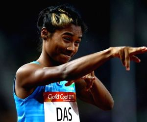 Bollywood congratulates 'supergirl' Hima Das