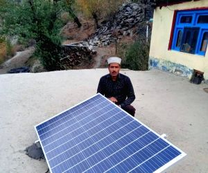 Himachal lights up rocky villages with solar power