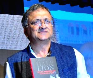File Photo: Historian Ramchandra Guha