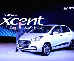 "Xcent"" - launch"
