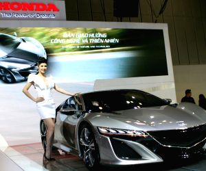 Ho Chi Minh city (Vietnam): Vietnam Motor Show 2014