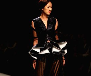 Ho Chi Minh city (Vietnam): Vietnam International Fashion Week 2014