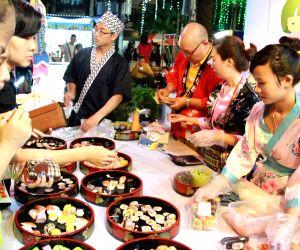 Ho Chi Minh city (Vietnam): 9th Taste of the World 2014 culinary festival