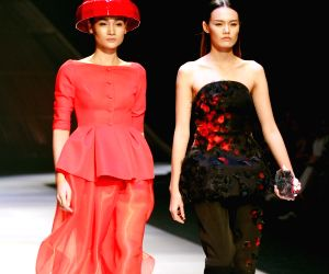 Ho Chi Minh city (Vietnam): Closing Ceremony of the Vietnam International Fashion Week 2014