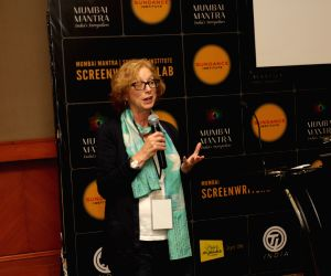 Godmother of Hollywood comes to rev up Indian Films