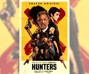 'Hunters' Movie Review: Holocaust pop with a twist of gore