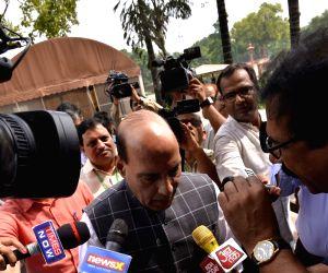 Parliament- Rajnath Singh