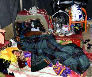 Night shelter for homeless