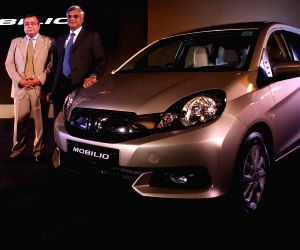 Honda Mobilio - launch