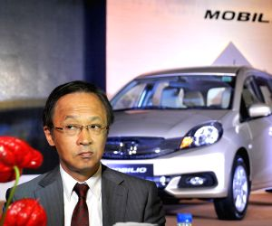 Honda launches new car