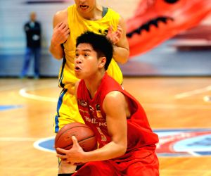 CHINA-HONG KONG-BASKETBALL-SUPER KUNG SHEUNG CUP