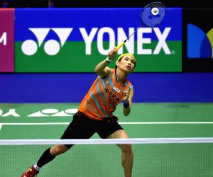 CHINA-HONG KONG-BADMINTON-HONG KONG OPEN