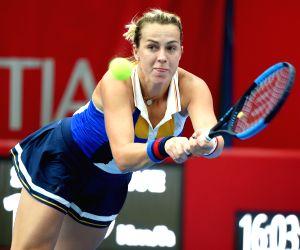 CHINA HONG KONG TENNIS WTA