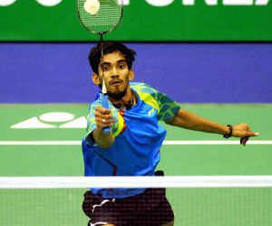 Hong Kong: Hong Kong Open men's singles match - K Srikanth