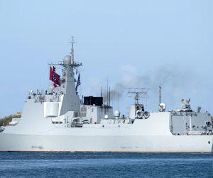 U.S. HAWAII CHINESE NAVY FLEET RIMPAC