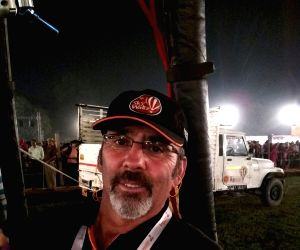 Steve Trieber: Passionate balloonist who's in love with India