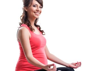How yoga during pregnancy helps mother and child