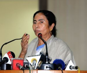 WB CM's press conference regarding arrest of Madan Mitra