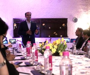 HP India leadership - briefing session