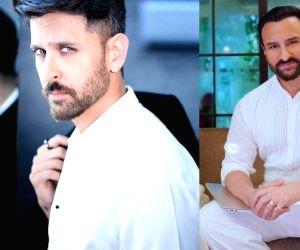 Hrithik Roshan and Saif Ali Khan to star in 'Vikram Vedha' Hindi remake