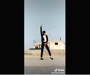 Baba Jackson auditions for 'India's Best Dancer'