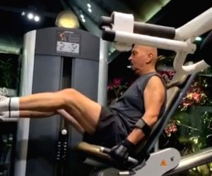 Hrithik Roshan shares workout video of 70-yr-old Rakesh Roshan