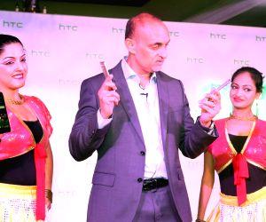 HTC smartphone launch