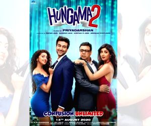 'Hungama 2' unit wraps up Mumbai schedule of shooting