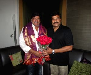 Chiranjeevi invited newly elected MAA members