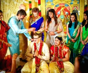 Jagapti Babu's daughter marriage