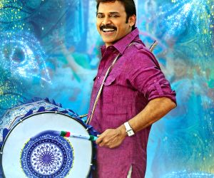 Actor Venkatesh in telugu movie Gopala Gopala