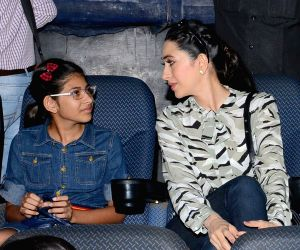 Film by Karisma's daughter screened at children's fest