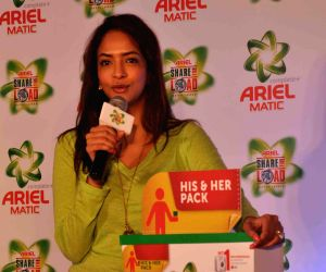 Lakshmi Manchu during a programme