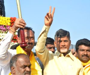 Andhra CM pays tribute to N. T. Rama Rao