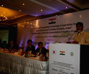 Seminar on 'Expanding Technology Cooperation for Smart Community in Andhra Pradesh, India'