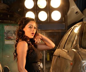 Anjali Rao in film 2000 Crore Black Money